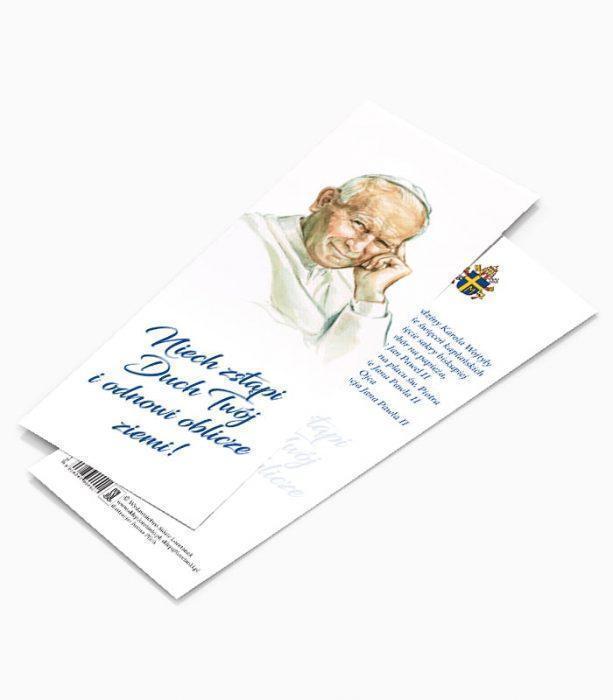 Zakładka Jan Paweł II (Z1)