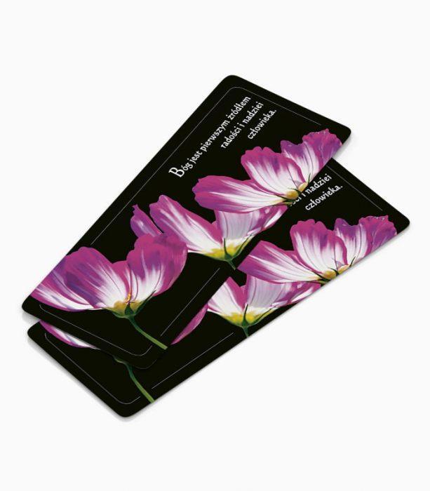Zakładka Kwiaty (ZK12)