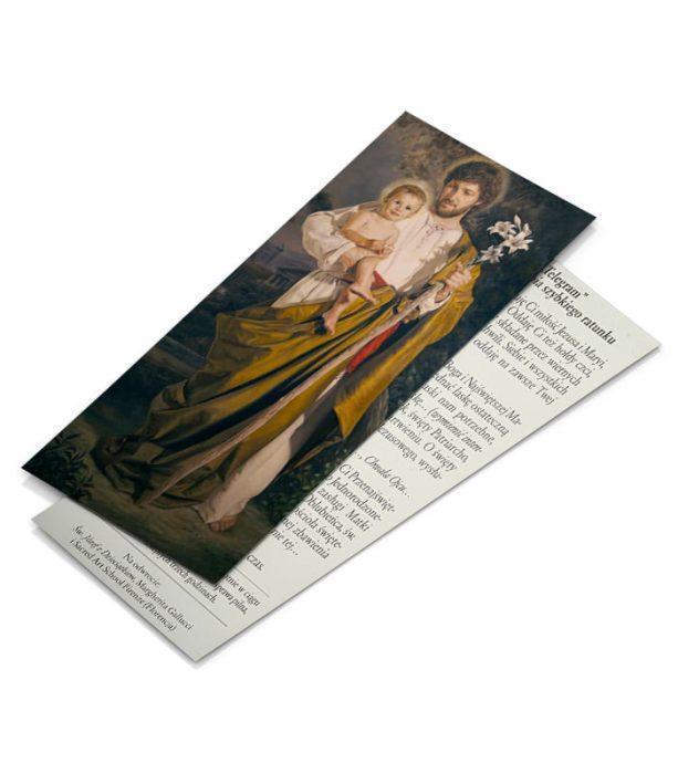 Zakładka Święty Józef