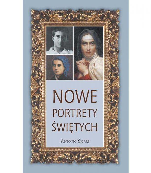 Nowe portrety świętych Tom 2