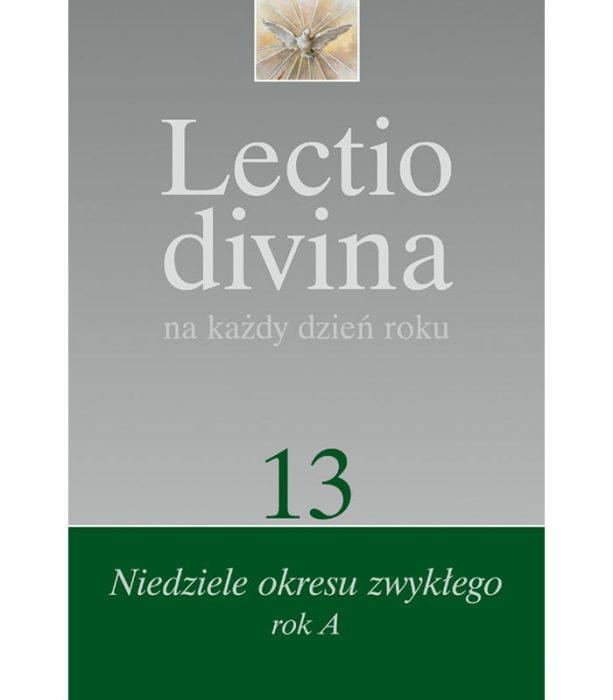 Lectio Divina na Każdy Dzień Roku Tom 13