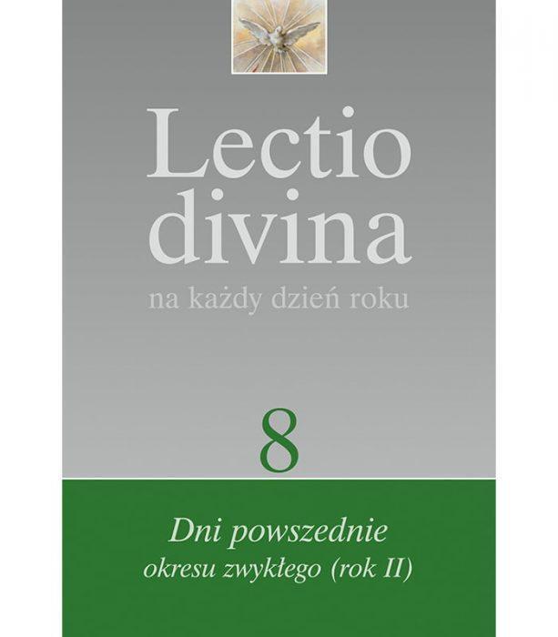 Lectio Divina na Każdy Dzień Roku Tom 8