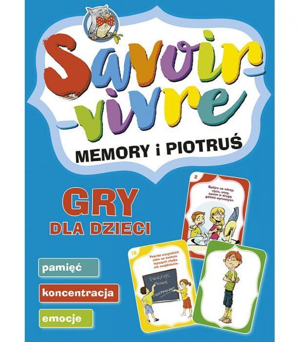 Savoir-Vivre Memory i Piotruś