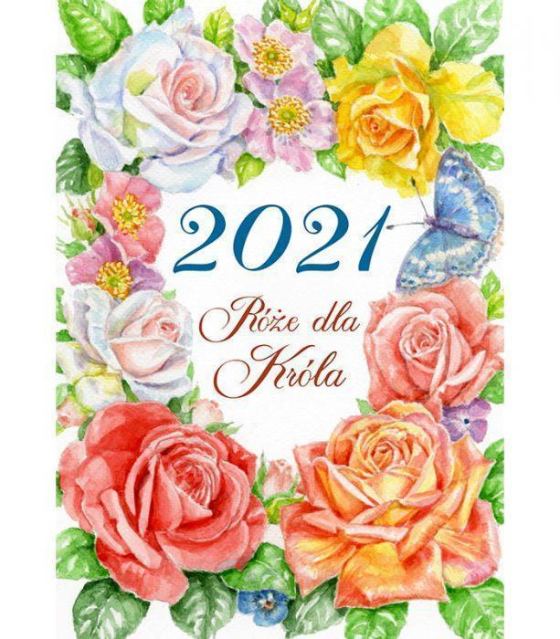 Kalendarz na Biurko 2021