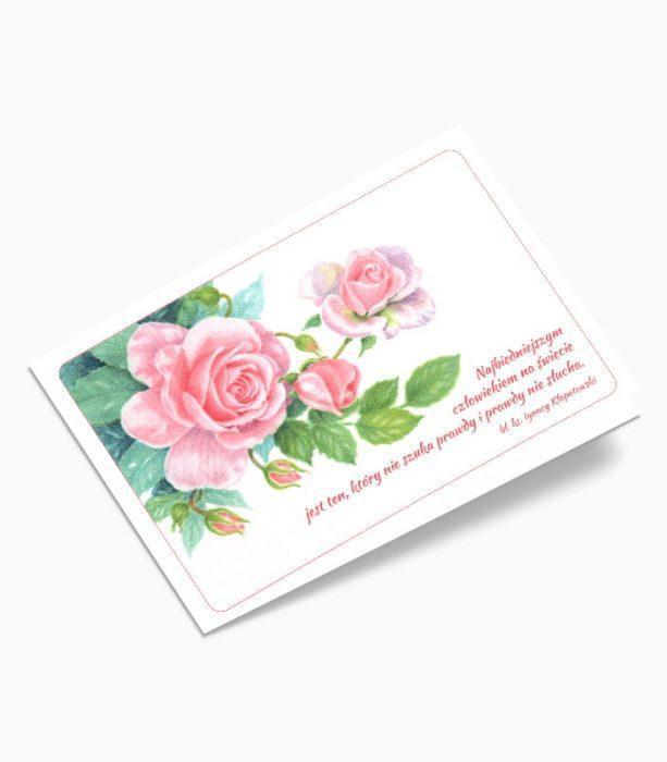 Karnet Kwiaty (KK0620)