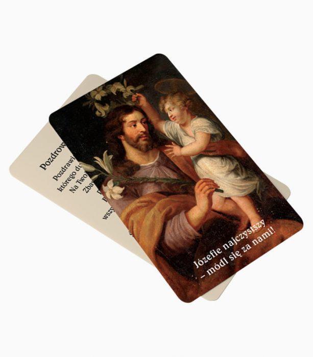 Obrazek Pozdrowienie Świętego Józefa (JO10)