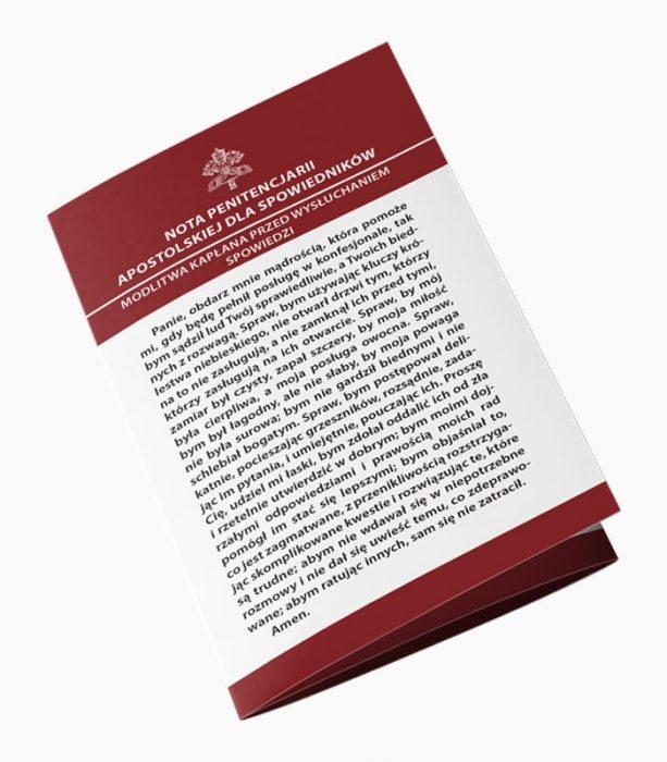 Nota Penitencjarii Apostolskiej Dla Spowiedników