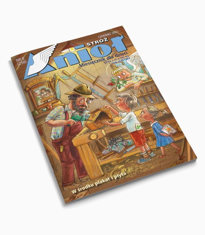 Anioł Stróż 6/2021 (250)